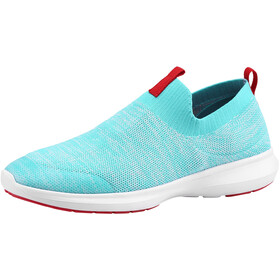 Reima Bouncing Sneakers Kinder cyan blue